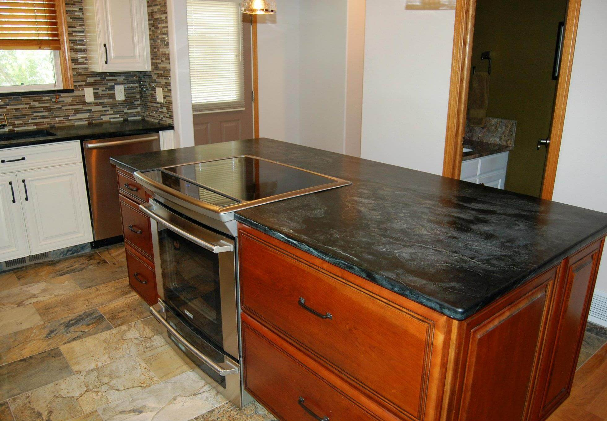 Soapstone Countertops Sinks Advantage Stone Fabrication